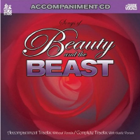 Beauty And The Beast Karaoke Accompaniment 2 CD
